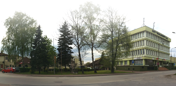 Panorama Kieleckiej Fabryki Pomp